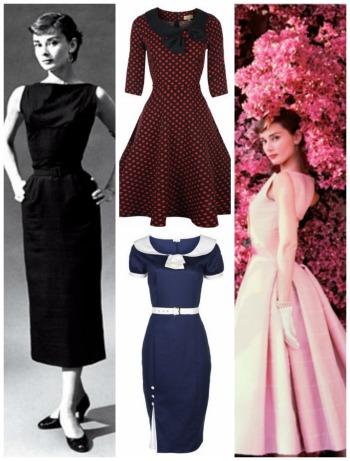 Audrey Hepburn Style Dress My Fair Lady A Thrifty Mom